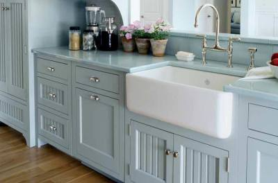 Attrayant Faucet With Farm Sink. We ...