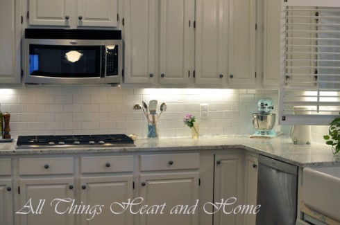 Subway Tile Love All Things Heart And Home
