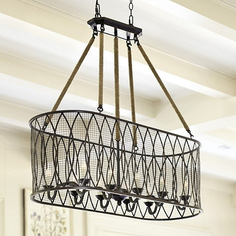 Perfectly Proportioned For The Room And Table Black Goes Nicely With Brushed Nickle School House Pendants Over Bar Is A Perfect