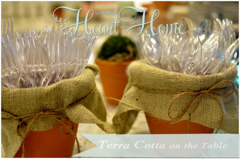 Using Terra Cotta to Entertain
