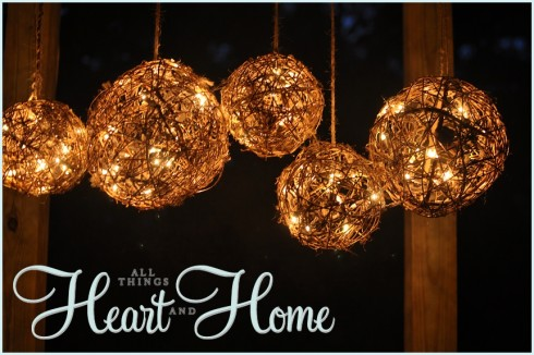 grapevine orb light diy