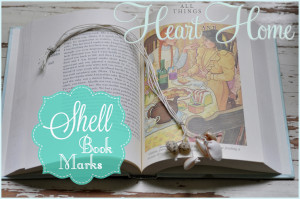 shell book mark