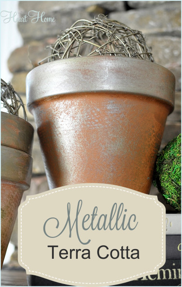 Metallic Terra Cotta