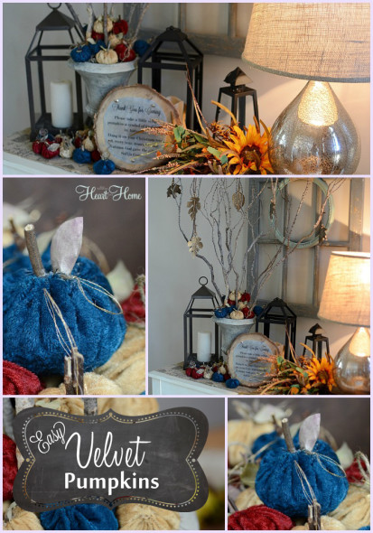 Velvet Pumpkins Collage copy