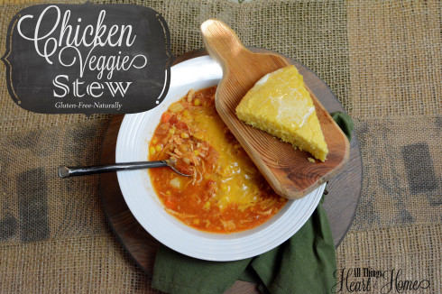chicken veggie stew