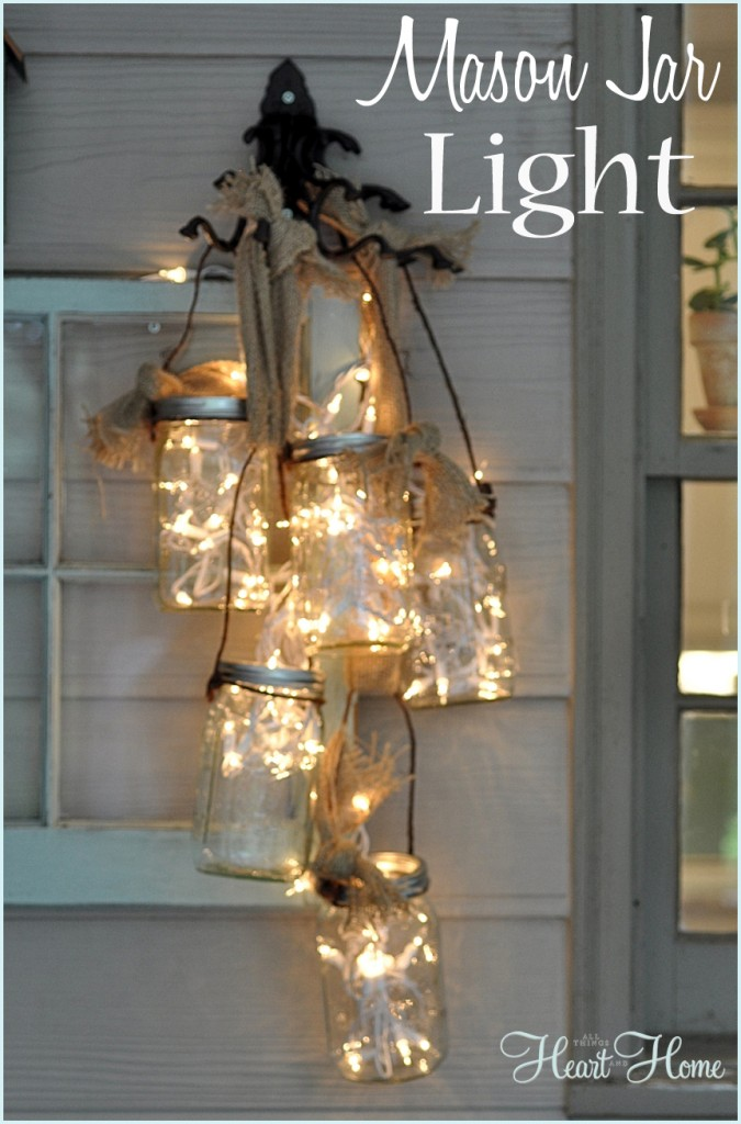 Mason Jar Light DIY_1