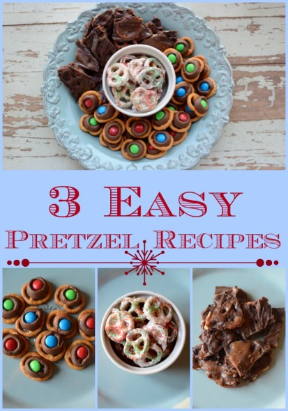 easy pretzel candy