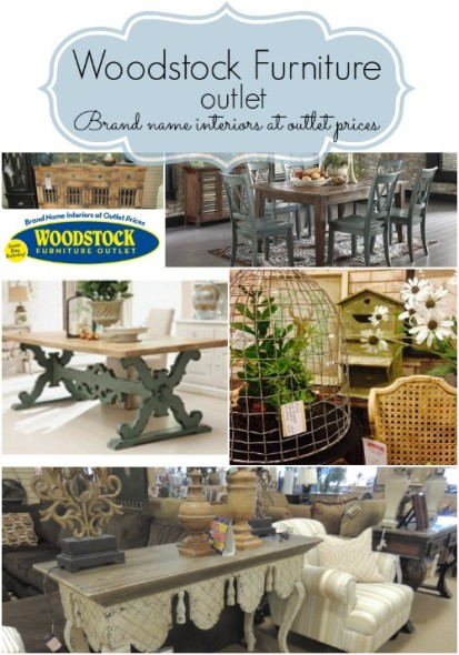 woodstock furniture outlet