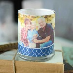 Vellum Candle Wraps