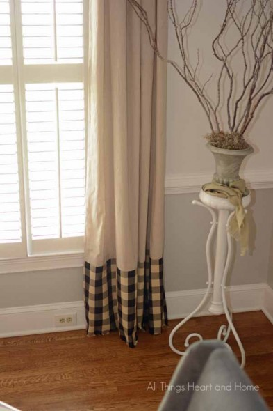easy curtains