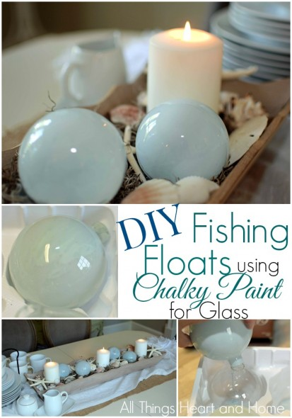 diy fishing floats