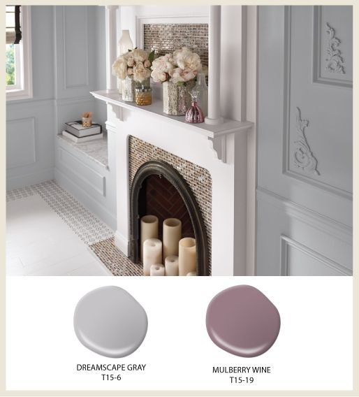 Tuesday Trend Benjamin Moore 2014 Color Trends: All Things Heart And Home