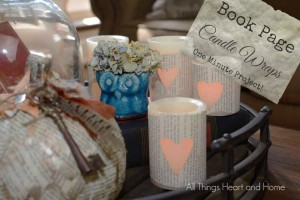 Book-Page-Candle-Wraps
