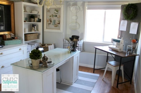 Craft-Room-Home-Office-Room-Reveal-from-Chic-California