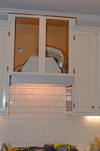 Easy Diy Range Hood All Things Heart And Home