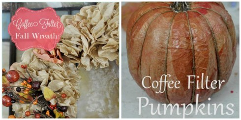 fall wreath pumpkins