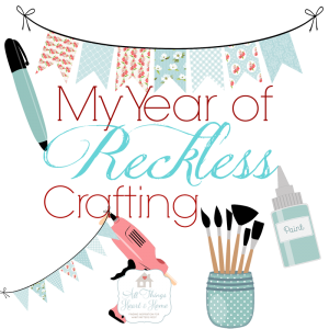 my year of reckless crafting logo