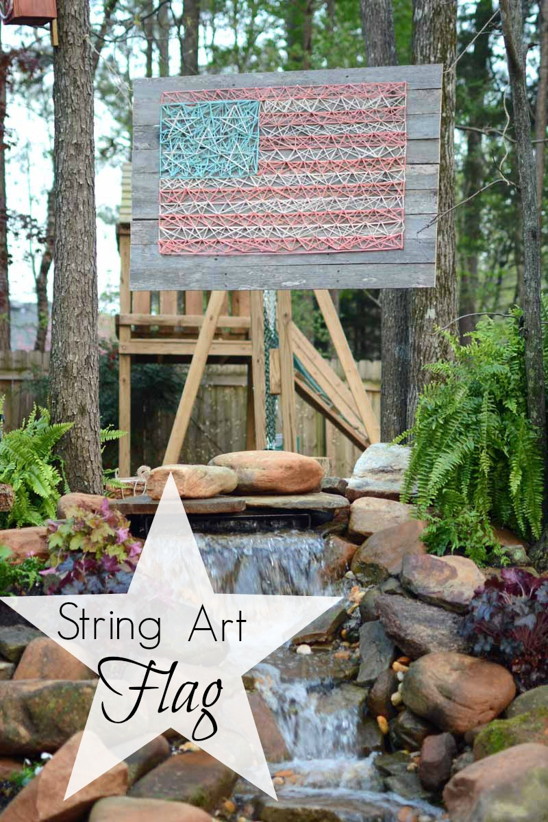 string art flag 21