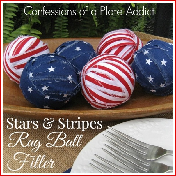 CONFESSIONS OF A PLATE ADDICT Stars & Stripes Rag Ball Filler2_thumb[4]