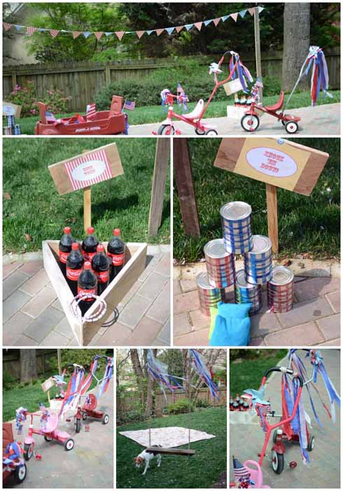 4th Of July Party Ideas For Kids All Things Heart And Home