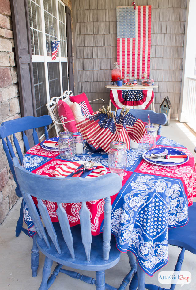 patriotic-fourth-of-july-party-ideas