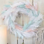 Easy-Paper-Wreath