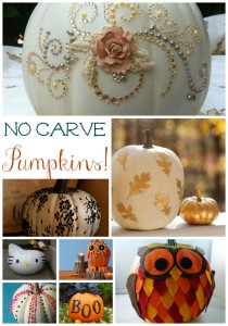 no-carve-pumpkins
