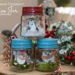 tiny jar ornament