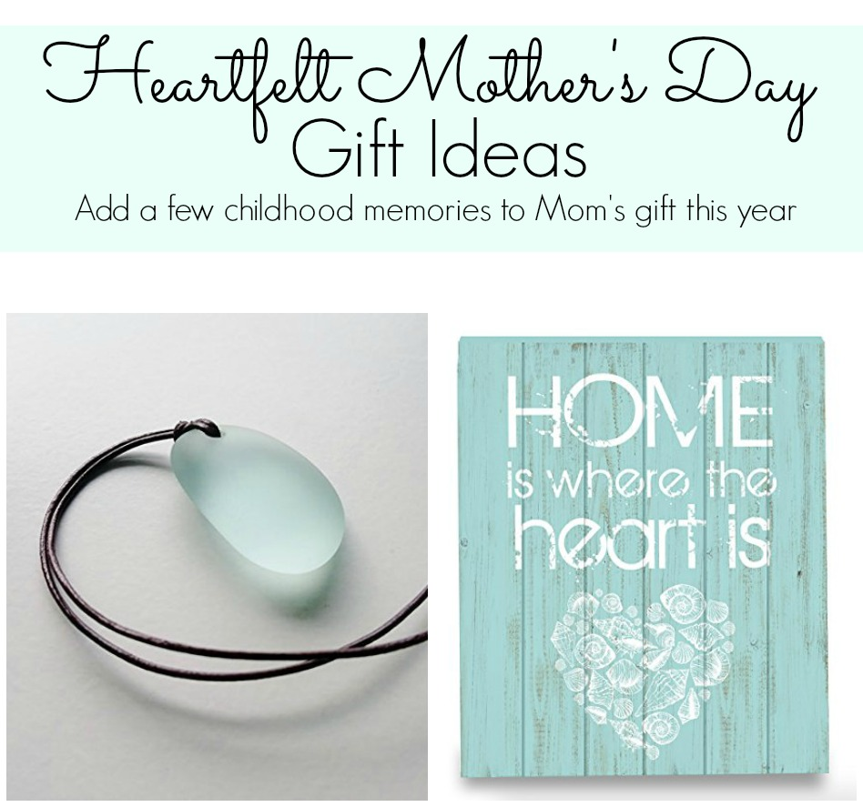 heartfelt mother's day gift ideas