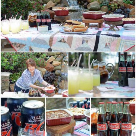 Vintage Parade and Picnic