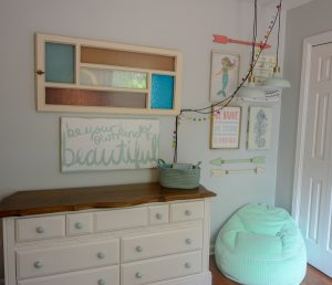 Reading Nook for the Littles
